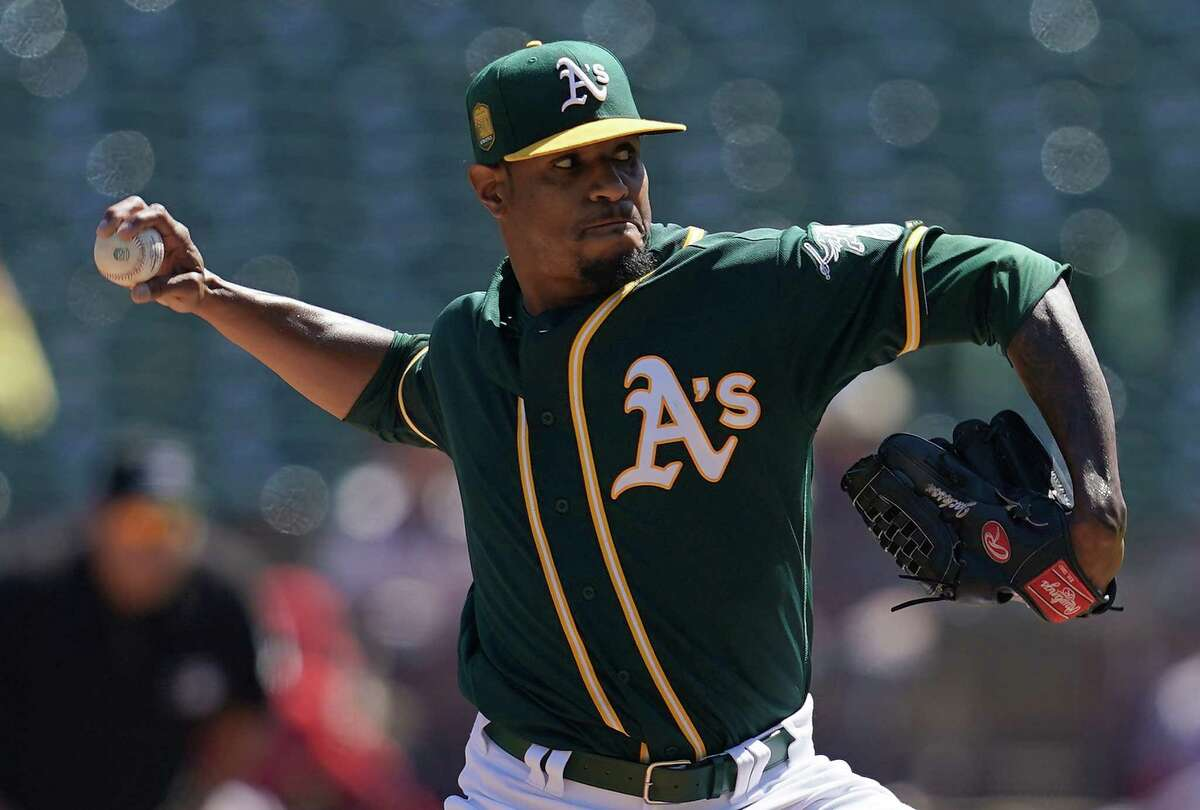 Edwin Jackson, starting pitcher, Athletics The 35-year-old veteran had a good year in Oakland, going 6-3 with a 3.33 ERA in 17 starts, but his age is scaring teams away.