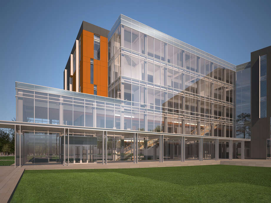 Grand Central Park announced the addition of Sam Houston State University's proposed College of Osteopathic Medicine to the Conroe community. The first phase is anticipated to break ground by the end of the year. Photo: Johnson Development Corp.