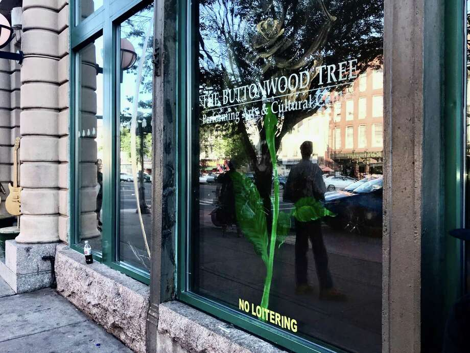 The Buttonwood Tree in Middletown Photo: File Photo