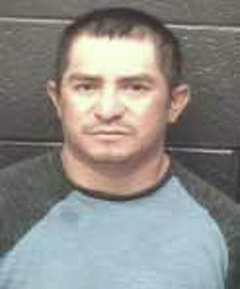 Artemio Campechano driving while intoxicated Photo: Laredo Police Department
