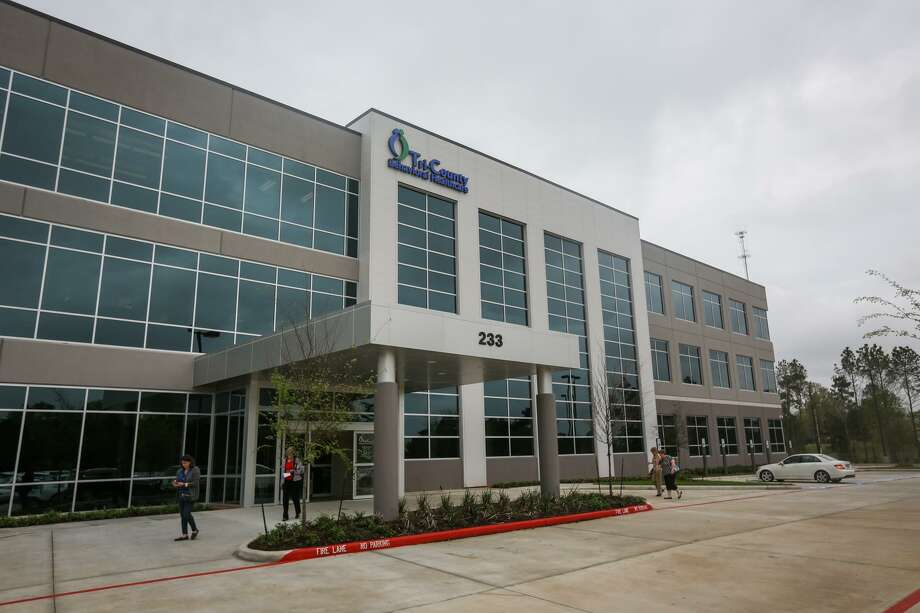 Tri-County Behavioral Healthcare's new consolidated service facility held a grand opening ceremony on Friday, March 10, 2017, on Sgt. Ed Holcomb Boulevard in Conroe. Photo: Michael Minasi, Staff Photographer / Houston Chronicle / © 2017 Houston Chronicle