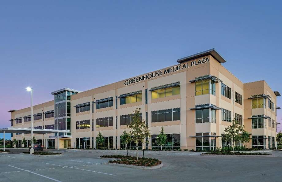 Transwestern Investment Group and Virtus Real Estate Capital will reposition the 114,413-square-foot office building at 2051 S. Greenhouse Road in west Houston as Greenhouse Medical Plaza. Photo: Transwestern