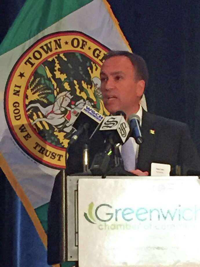 The Greenwich Chamber of Commerce is sponsoring its State of the Town Luncheon on Monday, Oct. 29, at the Hyatt Regency Greenwich. All are welcome to attend as First Selectman Peter Tesei shares his vision for the Town of Greenwich. Check-in and reception start at 11:30 a.m.; lunch and presentation starts at noon. The cost is $75 per person, or $700 for a table of 10. Register online at Greenwichchamber.com, call 203-869-3500 or email greenwichchamber@greenwichchamber.com. Photo: File / Hearst Connecticut Media / Greenwich Time