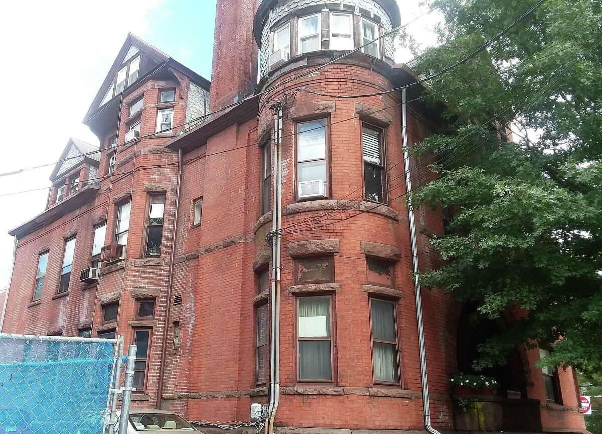 On Nov. 1, 1961, the Planned Parenthood League opened a clinic at this building at 79 Trumbull St. in New Haven,to offer birth control advice and prescriptions, an effort that eventually led to the Griswold v. Connecticut case.