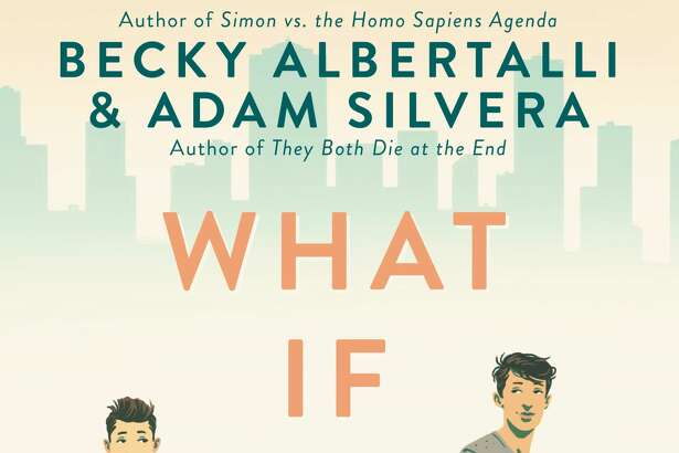 "Becky Albertalli & Adam Silvera are the author of the young-adult fiction book, ""What if It's Us."""