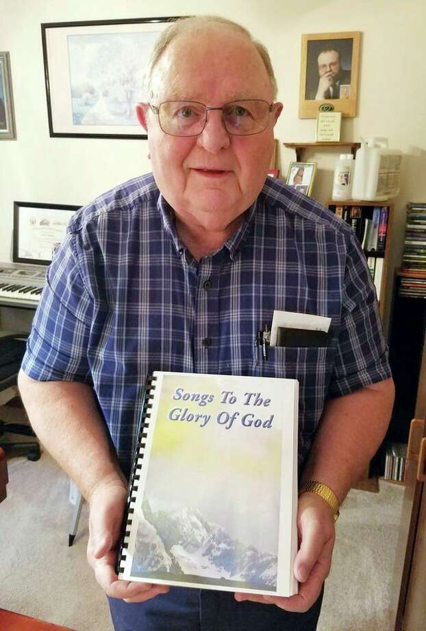 Larry Turner was a pastor for more than 40 years. He combined his love of the Lord with his love of music. He wrote the music in the 'Songs To The Glory of God,' book as well as several others hymns and songs. (Courtesy Photo)