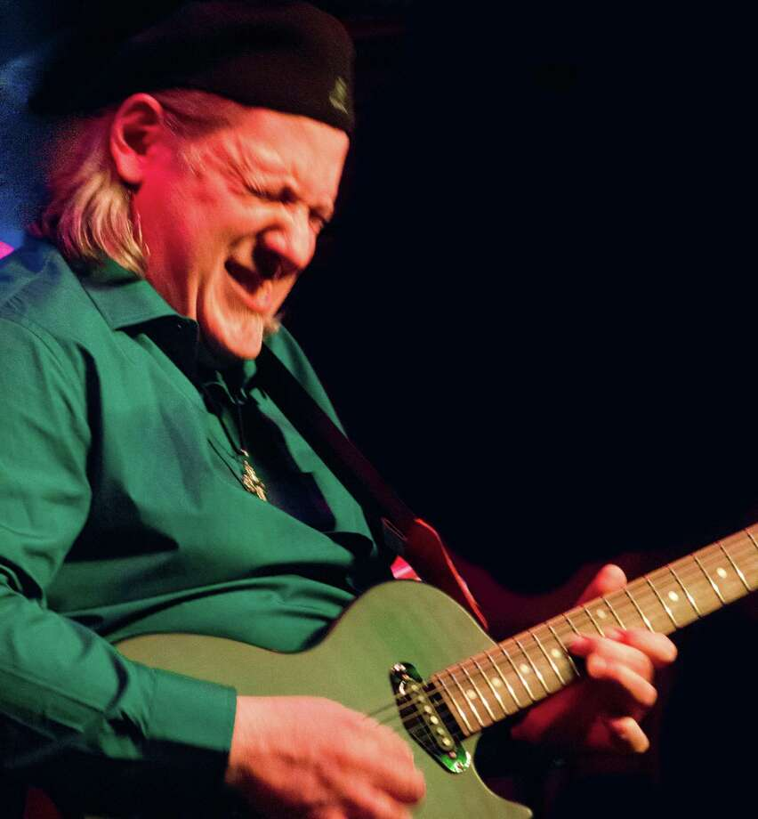 New Haven native John D'Amato, now a blues guitarist in Nashville and Memphis, returns home this weekend for shows on Sunday, Oct. 7, 2018 at Cafe Nine in New Haven and Friday, Oct. 5, 2018 at Black-Eyed Sally's in Hartford. Photo: Contributed / John D'Amato