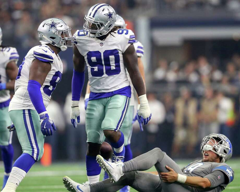 best sneakers 4055d 4933d Texans on Cowboys' DeMarcus Lawrence: 'He can wreck a game ...