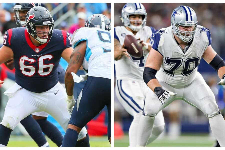 innovative design 53d7d c1c16 Family bragging rights on the line for Texans' Nick Martin ...