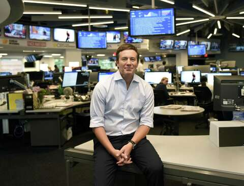 CBS news anchor covers the world but finds his base in