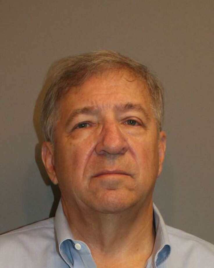 Lawrence Hrablook, 68, of Idaho, was charged with ten counts of violating a restraining order. Photo: Contributed Photo / Contributed Photo / Norwalk Hour contributed