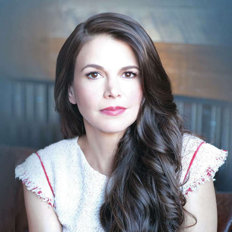 Sutton Foster Photo: For The Intelligencer