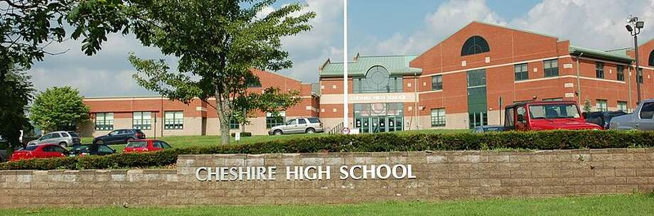 Cheshire High School campus Photo: Wikimedia Commons