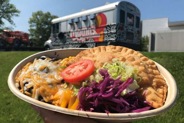 Mama's Food Truck is among Stamford's finest restaurants on wheels and standouts for local diners in a new readers poll. Mamas offers a variety of Latino-American fusion dishes. The standout item, though, is their empanadas -- original recipes include mac and cheese, barbecue pork, and buffalo chicken.