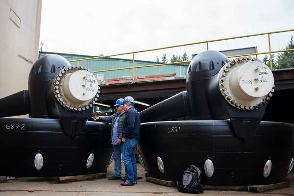 Hybrid tugboat coming to SF Bay - SFChronicle com
