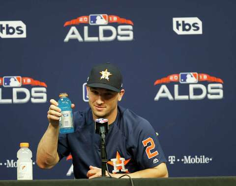 Astros announce ALDS playoff roster - Houston Chronicle