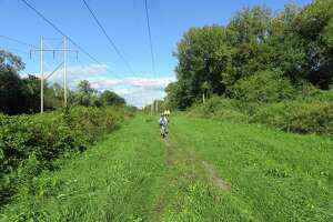 A long-neglected trail along the Mohawk River in Glenville could get rehabbed if all goes according to plan.