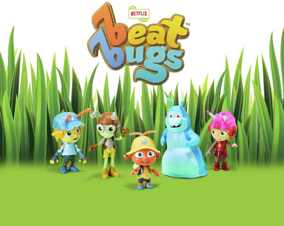 "The hit Netflix animated series ""Beat Bugs"" is being turned into a 