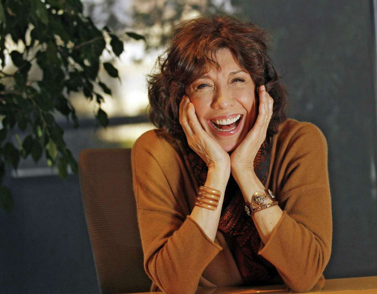 """STUDIO CITY, CA. - JAN. 4, 2013. Lily Tomlin plays Tina Fey's mother in the new comedy movie """"Admission."""" The film also stars Paul Rudd."""