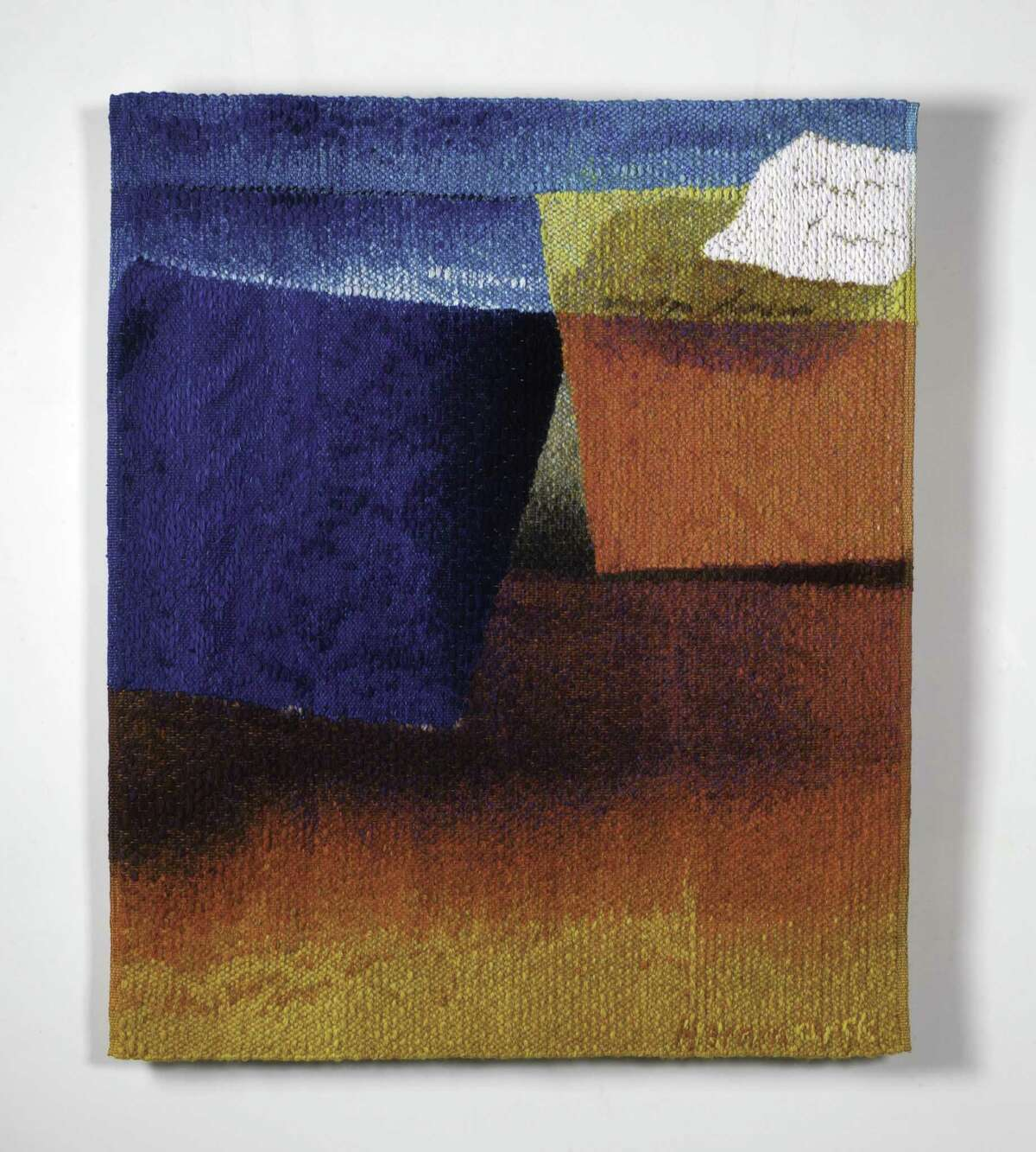 Helena Hernmarck, Tabula Rasa 2, 2010; Courtesy of the artist and brown grotta, Wilton.