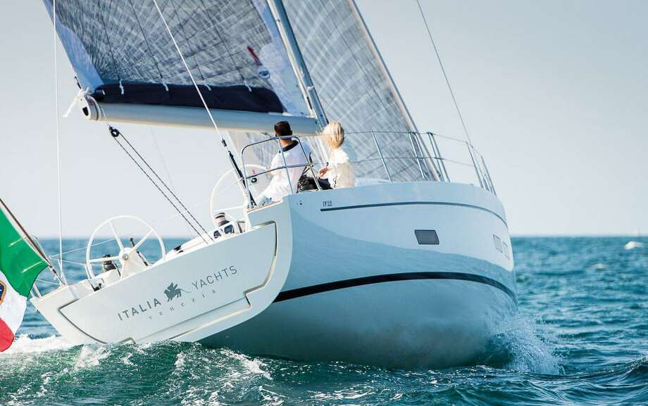 Italia Yachts chose Milford for its new U.S. sales office, with the Italy-based company designing sailboats between 34 feet and 54 feet. (Photo via Italia Yachts)