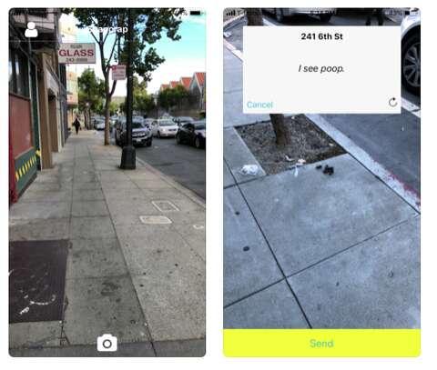 Snapcrap App Invites San Francisco Residents To Report Poop On