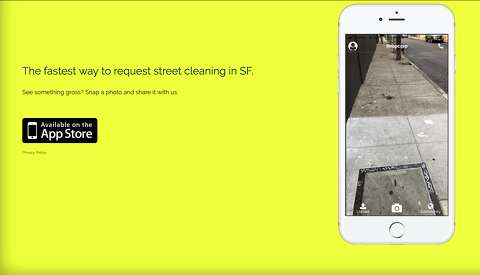 SnapCrap' app invites San Francisco residents to report poop on city