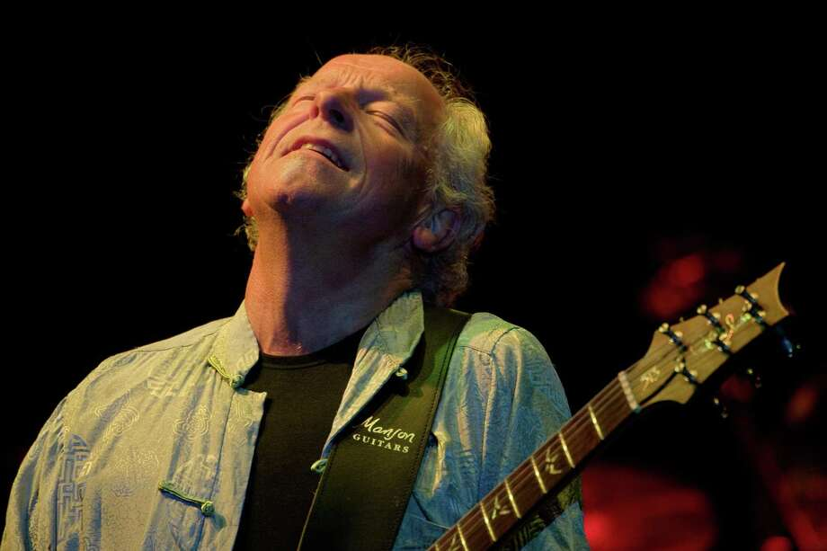 Jethro Tull guitarist Martin Barre and his Martin Barre Band will perform at The Katharine Hepburn Cultural Arts Center in Old Saybrook. Photo: Contributed /