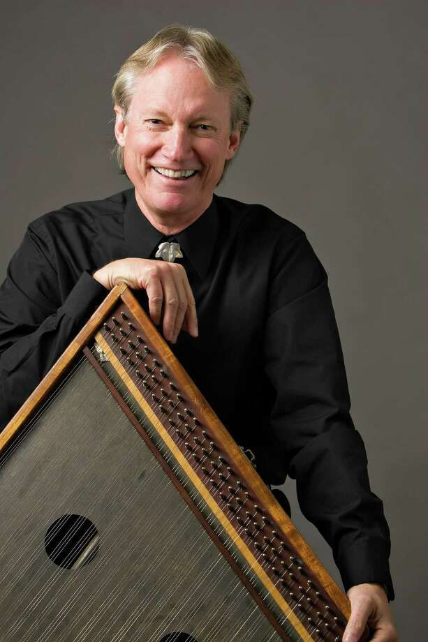 Walt Michael brings his hammered dulcimer to the Branford Folk Music Society on Saturday, Oct. 13. Photo: Contributed / Photo©Richard Anderson / ©2006RichardAnderson