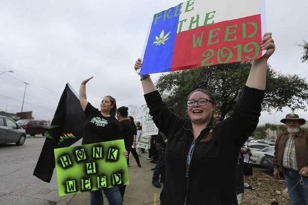 Marijuana activists 'thrilled' as Gov  Abbott proposes no