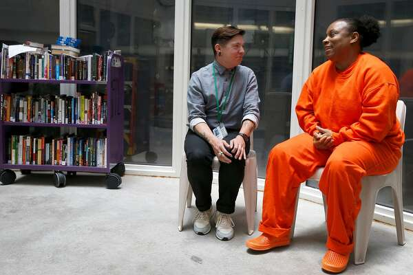 SF jail inmates free their minds, find peace thanks to new