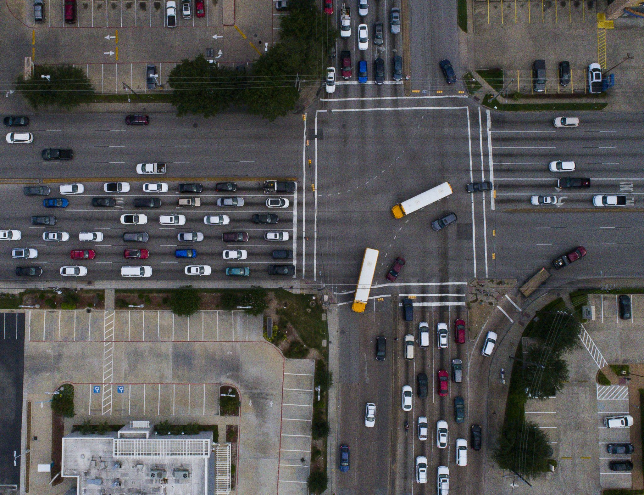 Out of Control: In Houston's traffic carnage, design makes a