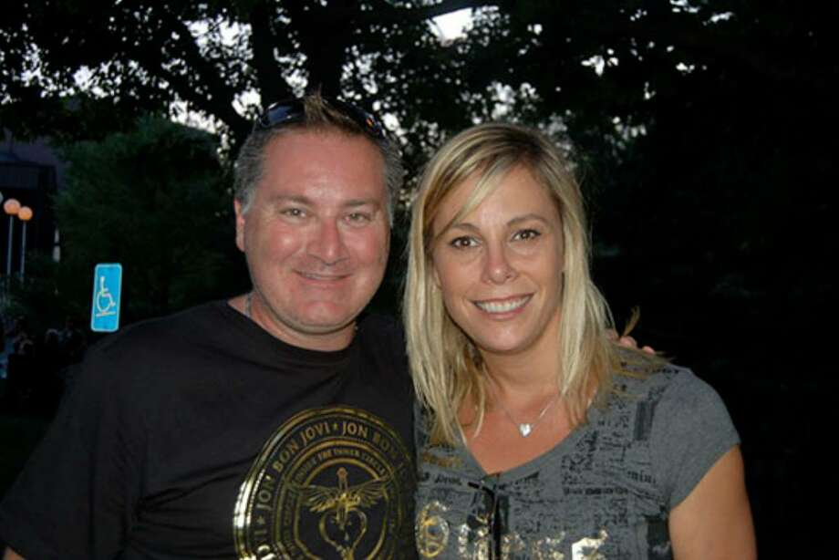 Were you seen at Bon Jovi at SPAC? Photo: Leigh Ward