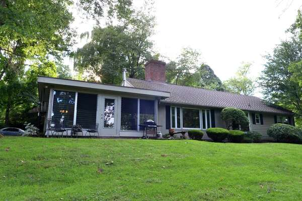 The house at 7 Sasqua Pond Rd. in Norwalk Conn. on Wednesday October 3, 2018