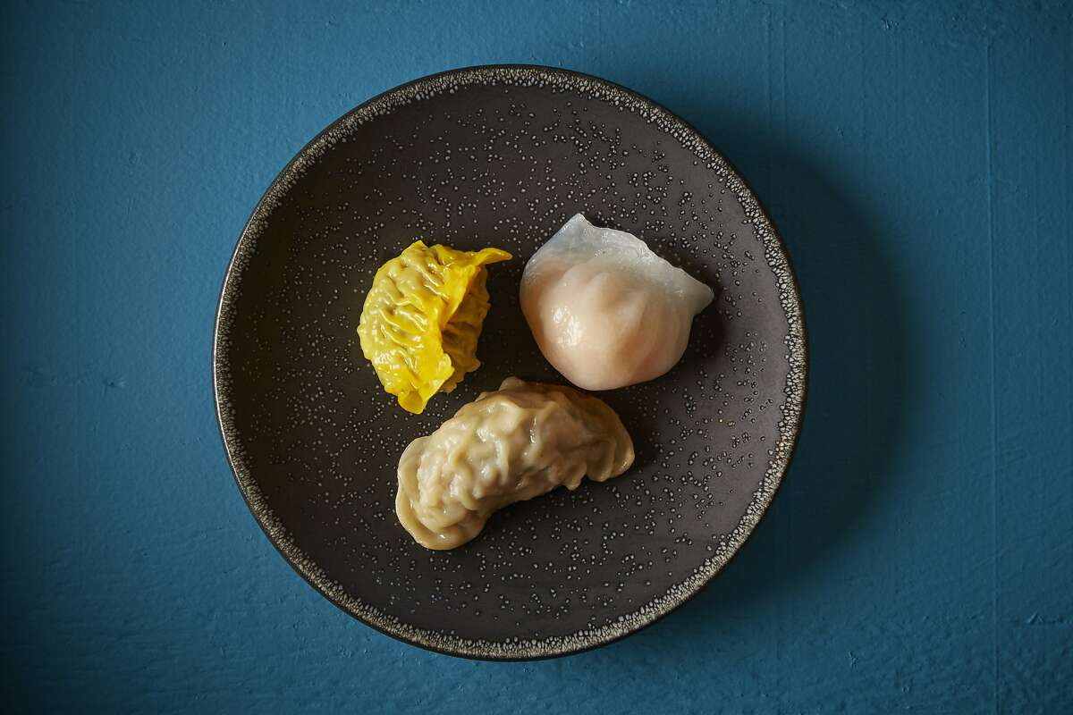 Dim sum from Oahu's Chinatown is flown in to the Four Seasons Resort Maui's Lobby Lounge.