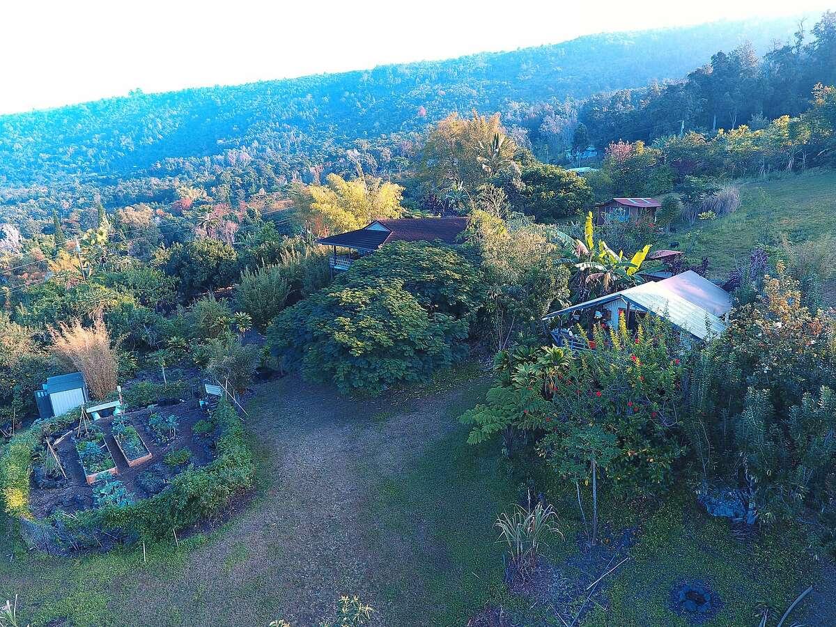 Honaunau Farm, which grows hemp for Mana Artisan Botanics.