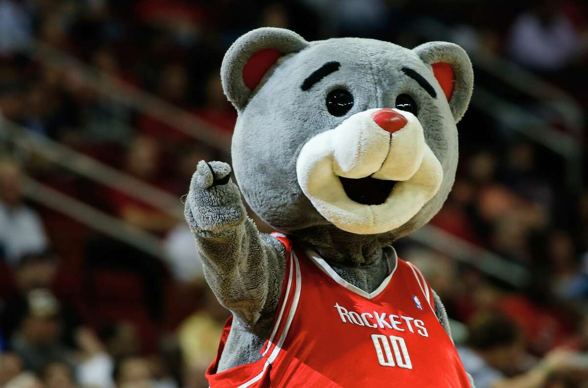 Clutch - Houston Rockets Houston has a native bear population of about zero. Good name, though. Our score: 4/10