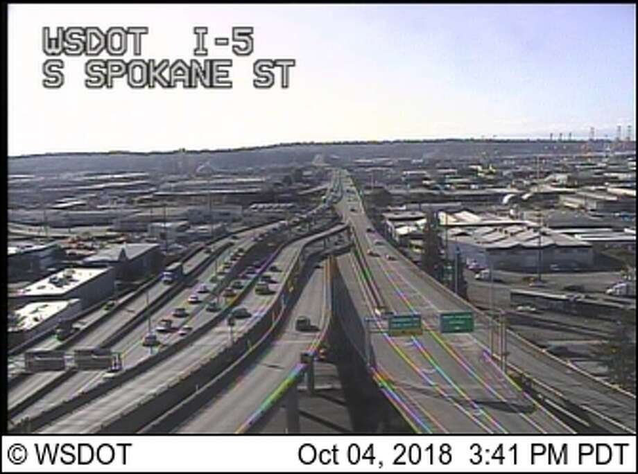 I-5 lane closures delayed until Saturday - seattlepi com