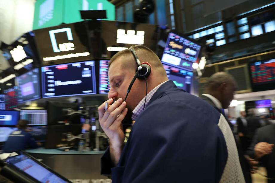 NEW YORK, NY - OCTOBER 04:  Traders work on the floor of the New York Stock Exchange (NYSE) on October 4, 2018 in New York City. Photo: Spencer Platt, Getty Images