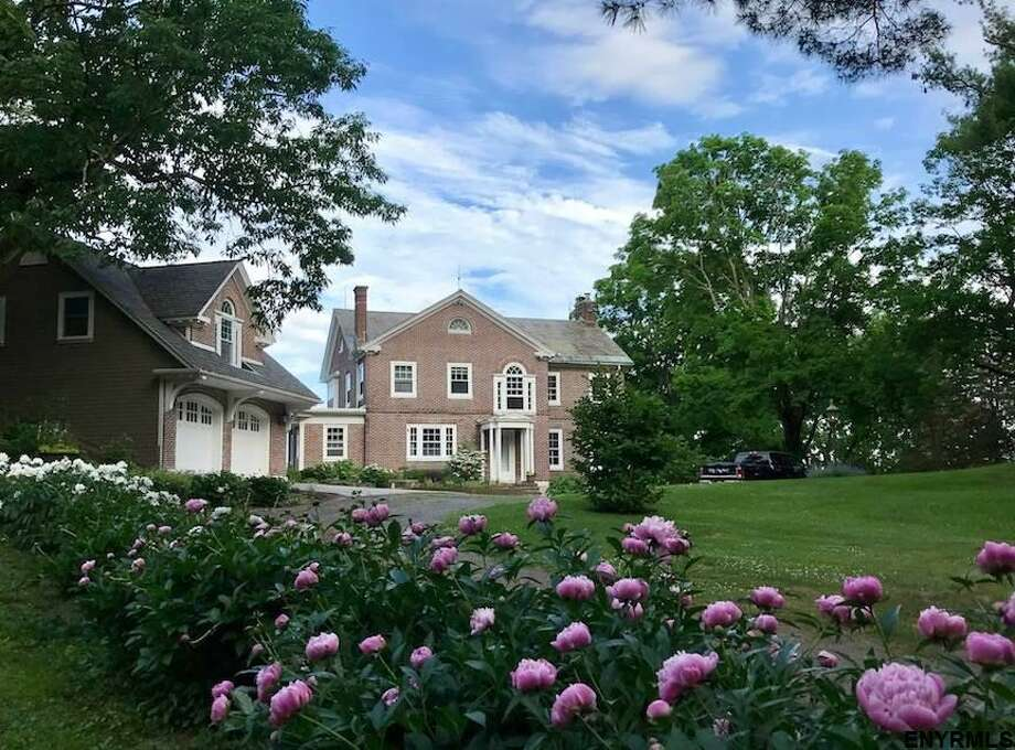 "Comedian Susie Essman, best known for her role in the TV show ""Curb Your Enthusiasm,"" is selling her Capital Region home. The house — located at 1182 River Rd., Bethlehem, N.Y. — is on the market for $997,000. View the listing. Photo: MLS"