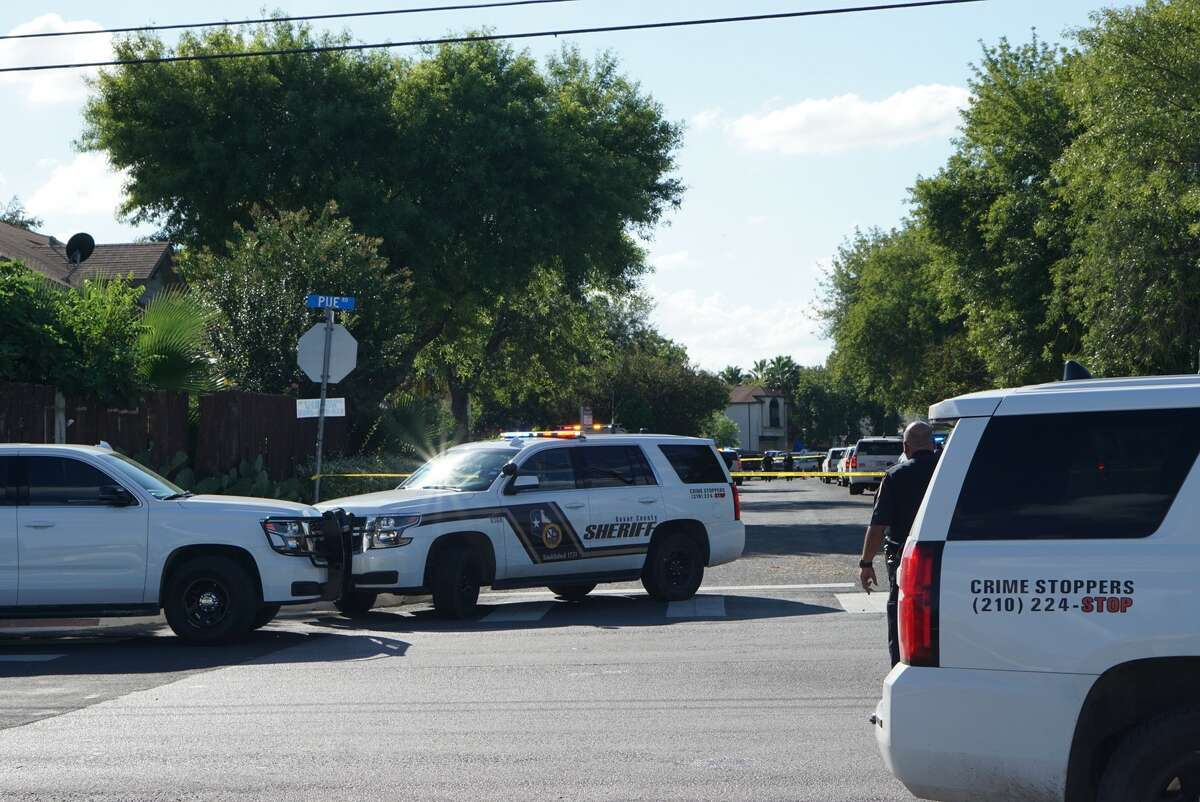 Two people are in critical condition after a shooting Thursday at about 3:30 p.m. in the 2900 block of Ash Field.