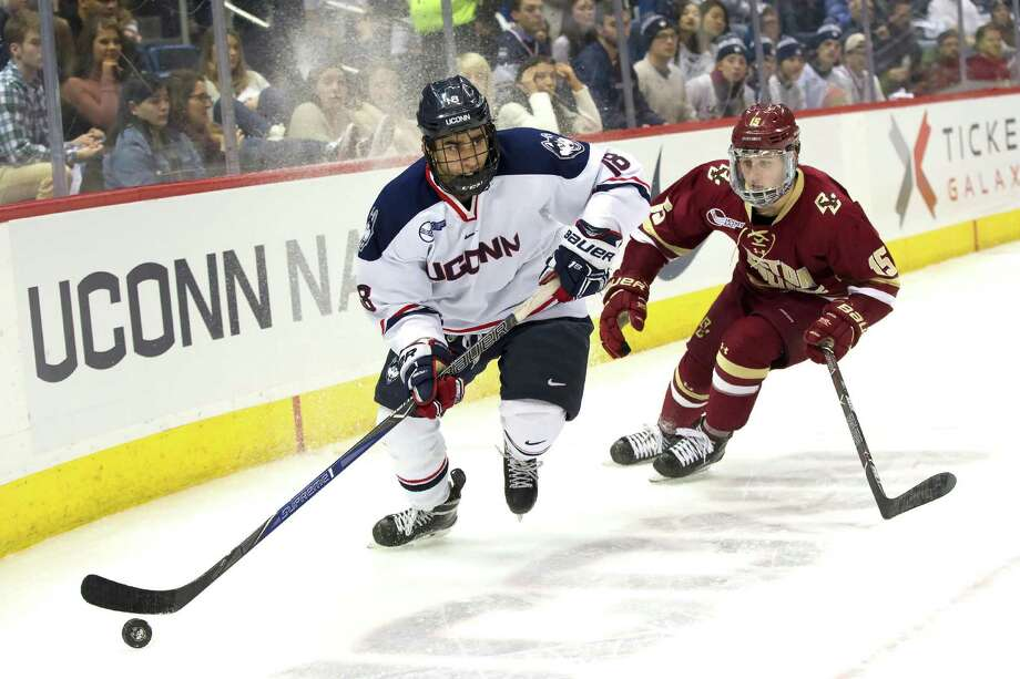 UConn senior forward Max Kalter. Photo: UConn Athletics / Contributed Photo / Greenwich Time Contributed