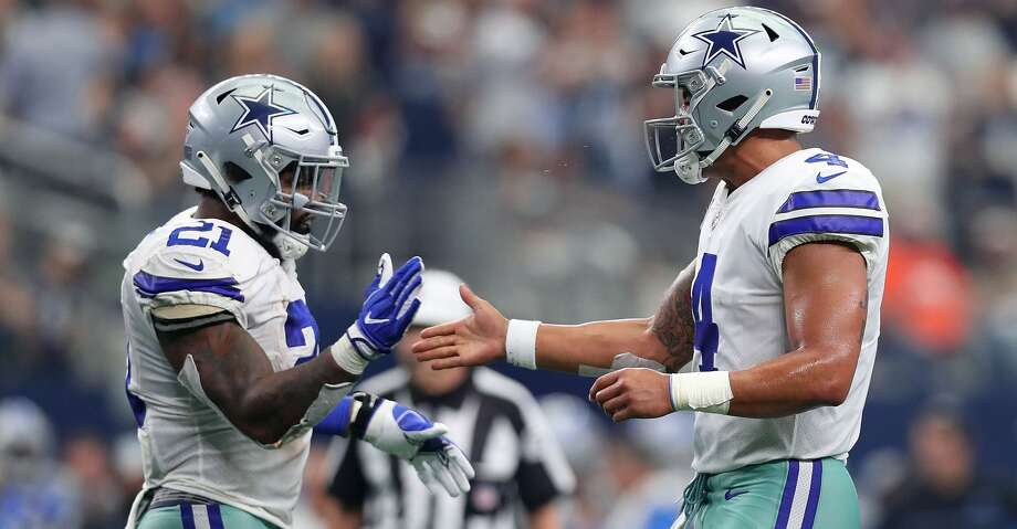 Dallas plus-3 at Houston