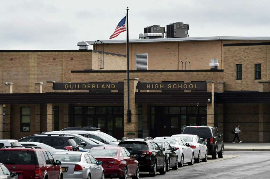 Guilderland investigates racist text over yearbook joke