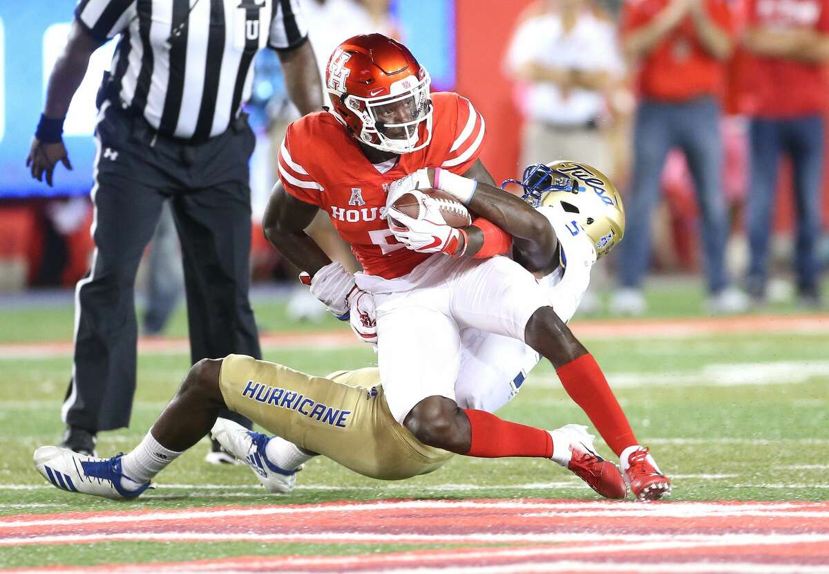 Receiver Marquez Stevenson figures to thrive in UH's new offense, but the defense is a major question mark for the Cougars.
