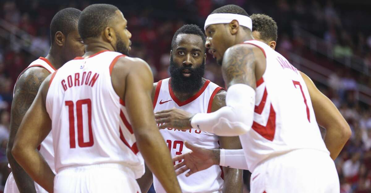 WESTERN CONFERENCE Houston Rockets 56.5 wins