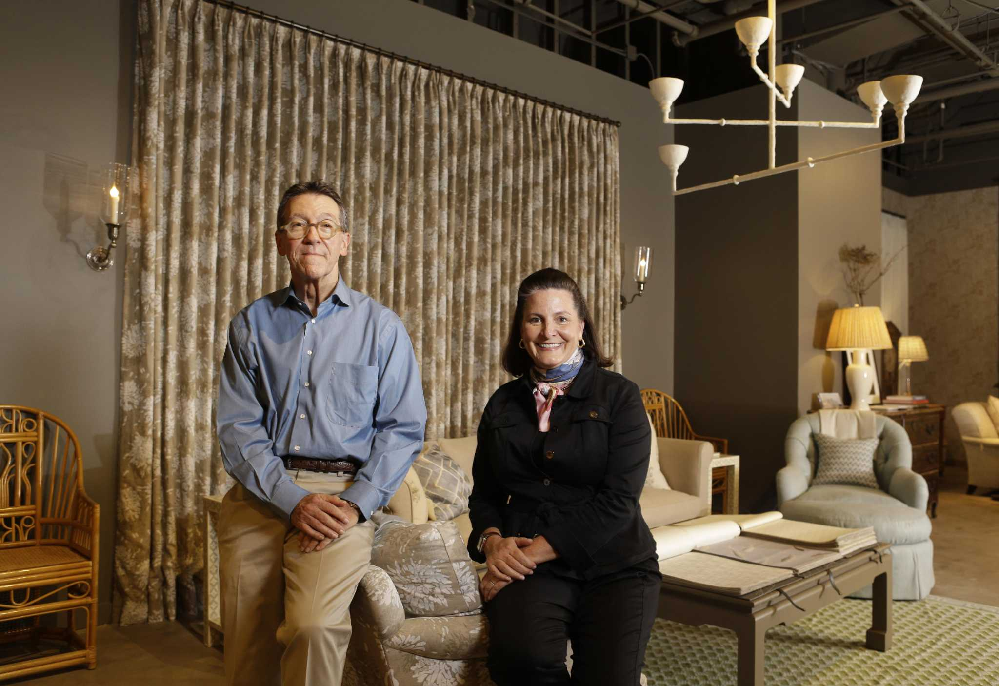 Lauren Hudson Continues Legacy Of Two Famed Interior Designers Houstonchronicle Com