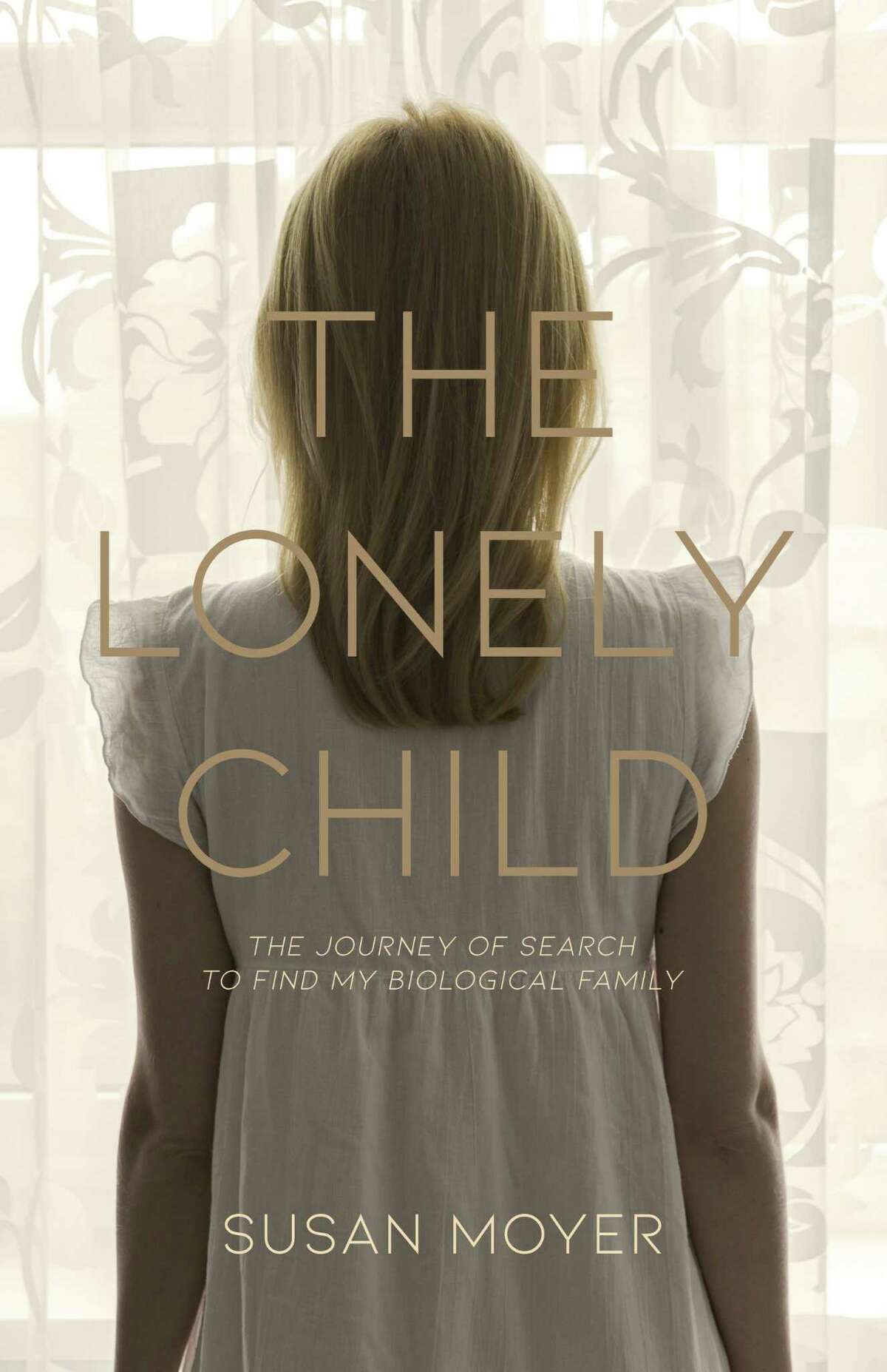 The cover of Susan Moyer's book about finding her biological family.