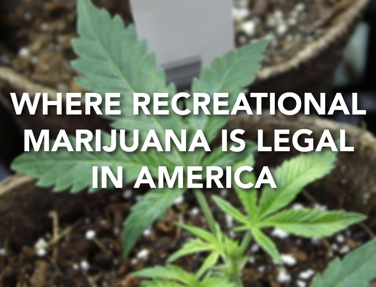Continue ahead for a look a the state of legalized recreational marijuana in America.