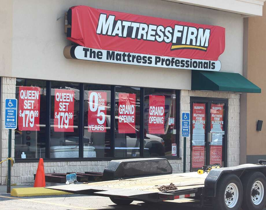 Mattress Firm filed Friday for bankruptcy protection, stating immediate plans to close 700 stores after years of rapid expansion. Photo: Chris Bosak / Hearst Connecticut Media / The News-Times